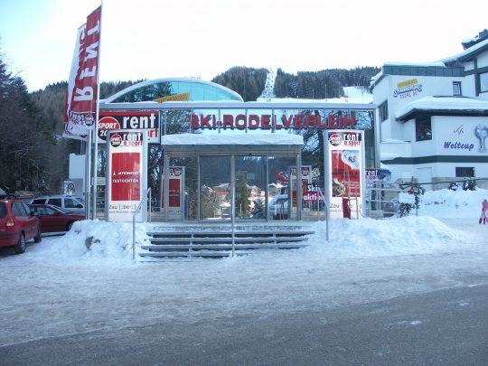Sport Puschi Tagesverleihstation und Nachtverleihtstation